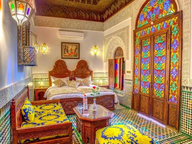 Weekend di lusso in Marocco! Volo a/r + 3 notti a Fez spettacolare Riad 4* con colazione da 123€!