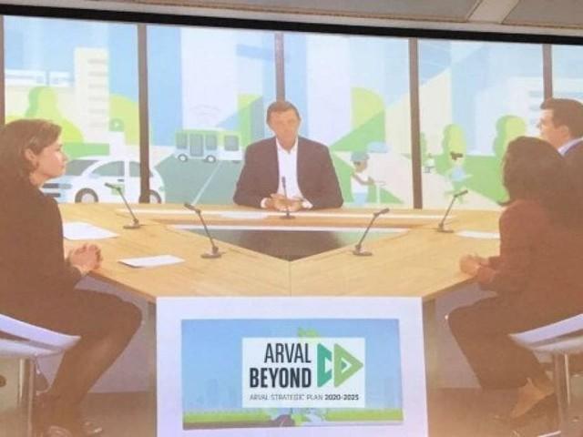 Arval Italia - Cambia la squadra per il piano Beyond