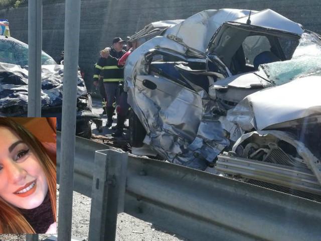 Tragico frontale sulla 107, muore una ragazza di 24 anni