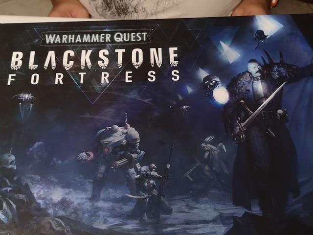 [prime Impressioni] Warhammer Quest: Blackstone Fortress