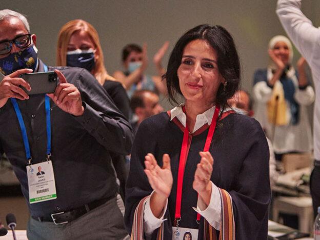 Razan Al Mubarak è la nuova presidente dell'Iucn