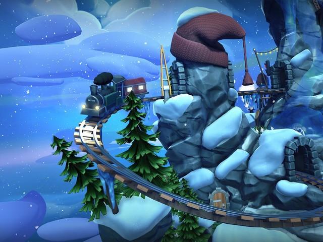 Cercate amici pelosi in mondi in miniatura nel rompicapo per PS VR The Curious Tale of the Stolen Pets