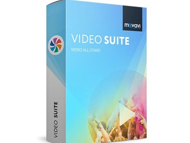 Montaggio video e conversione facile con Movavi Video Suite 17
