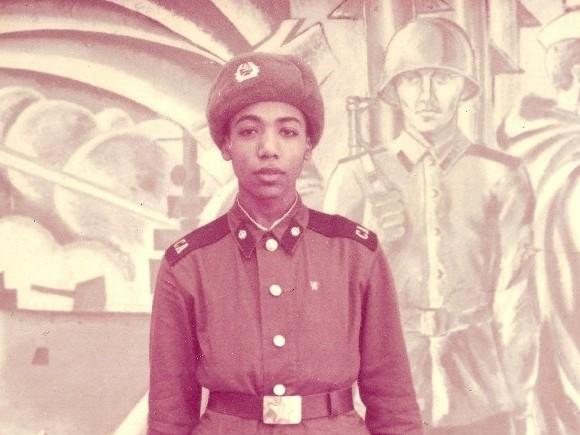 Tra gli eroi di Chernobyl c'era anche un soldato sovietico nero