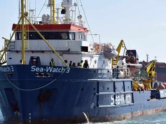 """La Cedu """"respinge"""" Sea Watch Salvini: """"I porti restano chiusi"""""""