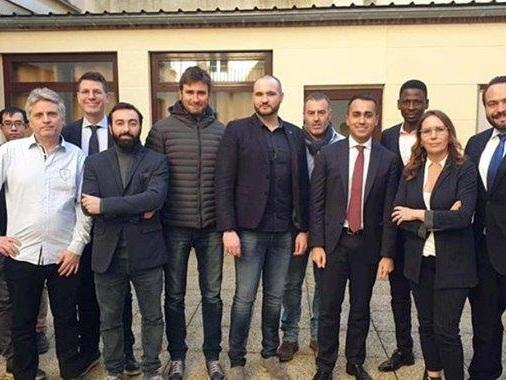 "Europee, Christophe Chalençon dei Gilet Gialli annuncia la lista ""Evoluzione cittadina"""