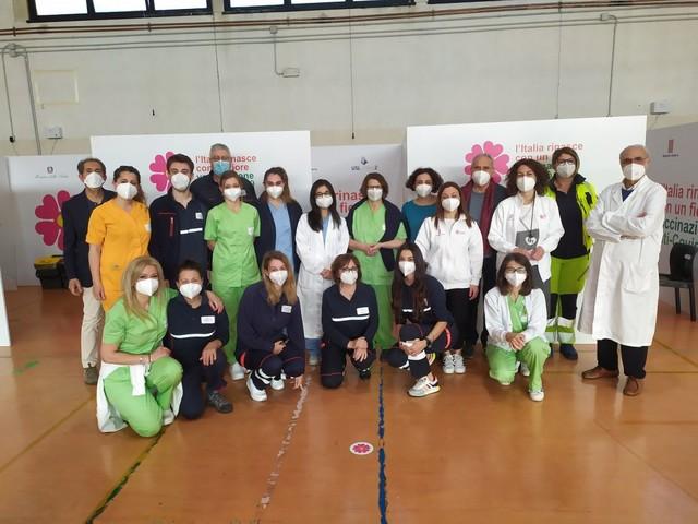 Vaccine Day, Usl Umbria2 pronta a somministrare 2350 dosi