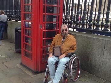 Londra accessibile per disabili nel racconto di Simone e Mara