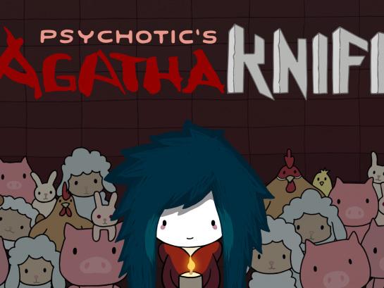 Agatha Knife è un nuovo gioco puzzle dall'umorismo nero ma con sani principi