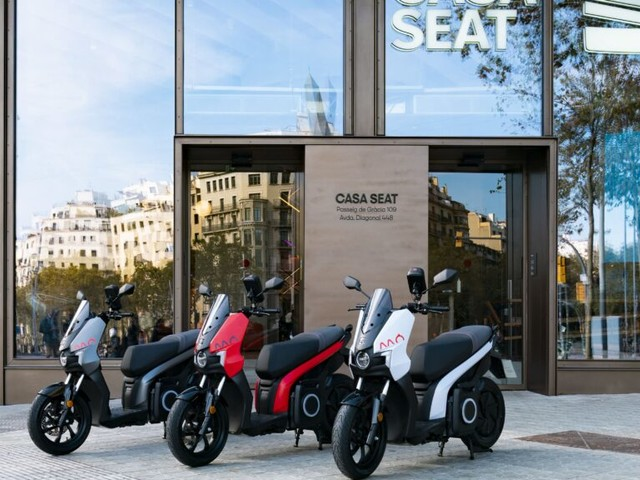 "SEAT MÓ eScooter 125 arriva al ""MiMo"" 2021"