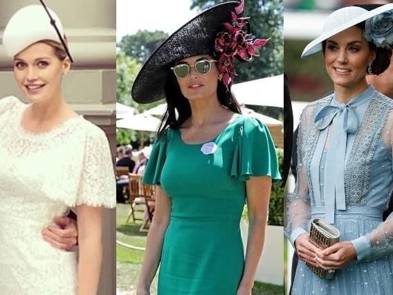 Royal Ascot senza Meghan Markle: è sfida di stile tra Demi Moore e Kitty Spencer