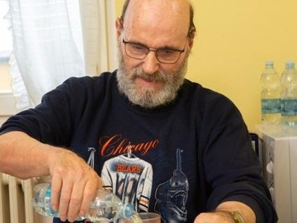 «La mia battaglia contro il Parkinson Evado con la mente e la fantasia»