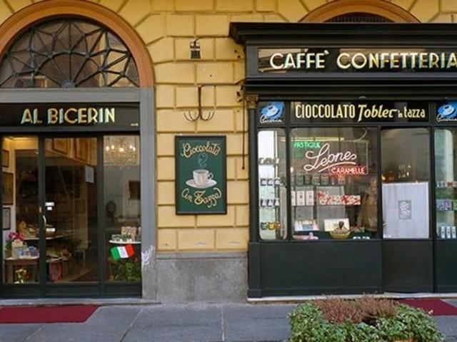 Quando la Storia si faceva (anche) al Caffè