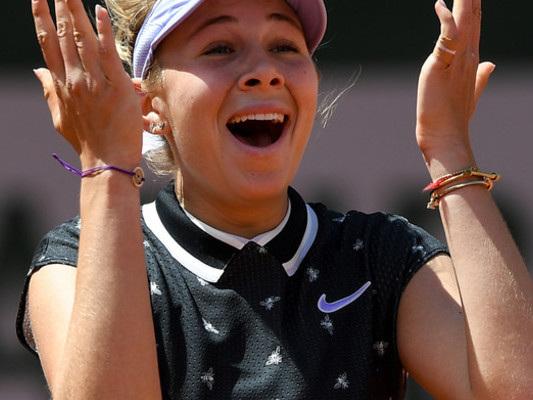 Anisimova, la tennista (classe 2001) di cui parlano tutti