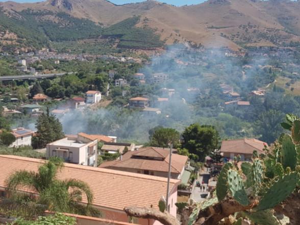 Palermo, esplodono 7 bombole, feriti in via Uccello, nei pressi della Molara