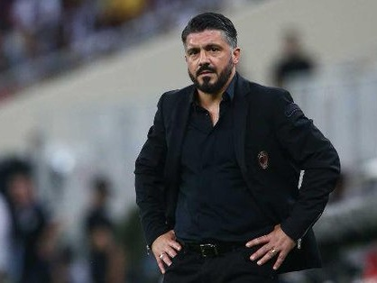 """Il Napoli ufficializza Gattuso: """"Ancelotti un papà. Questa per me è una grande opportunità"""""""