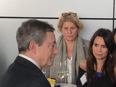 Draghi traccia la strada a Lagarde E non esclude l'ingresso in politica