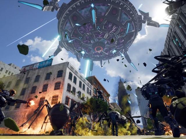 Earth Defense Force Iron Rain: il gioco arriverà su PC tramite Steam