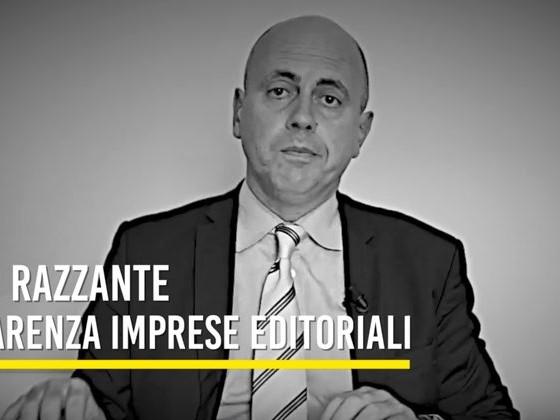 La trasparenza del sistema editoriale italiano