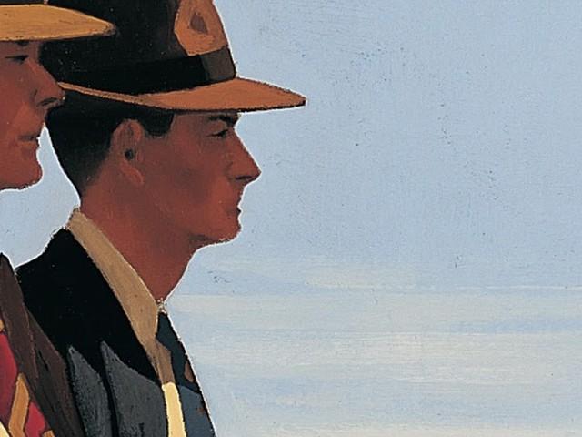 Una questione di centimetri: Miraggio 1938 di Kjell Westö