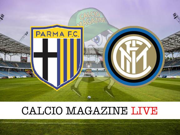 Parma – Inter: cronaca diretta live, risultato in tempo reale