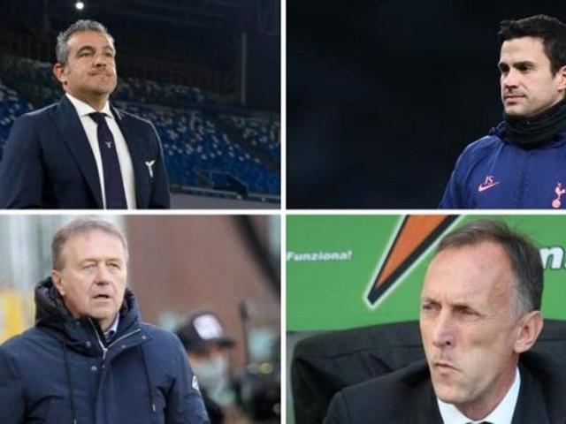 Dentro i secondi: chi sono i vice di Mou, Gasp, Inzaghi e Spalletti che andranno in panchina