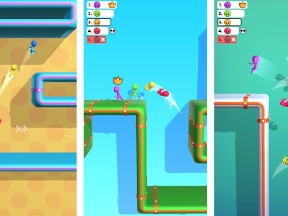 Run Race 3D Trucchi Android   Soldi infiniti illimitati