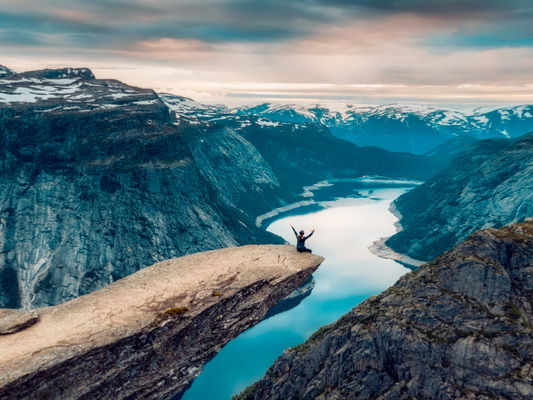 Trolltunga, escursione da brivido in Norvegia