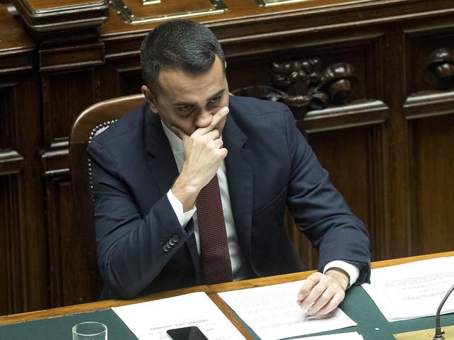 """Di Maio sfida i ribelli M5s: """"Mi dimetto, vediamo che sanno fare"""""""