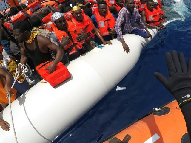 A luglio calo dei migranti sbarcati in Italia: -57% rispetto a giugno