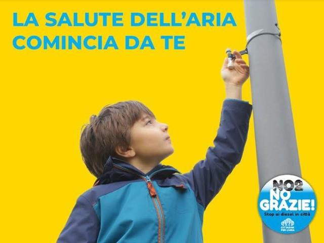 NO2, No grazie! Citizen science italiana per la qualità dell'aria