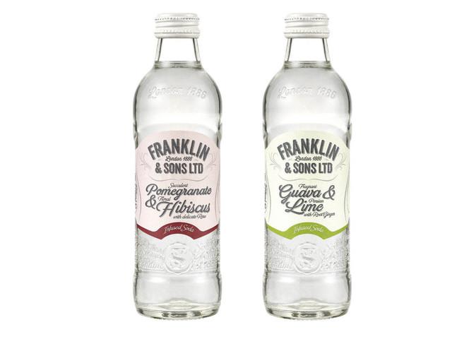 Franklin&Sons Ltd: la nuova linea Soda Infusion regina della Mixology