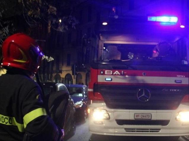 Roma, incendio in appartamento via Monte Massimo: trovato corpo carbonizzato