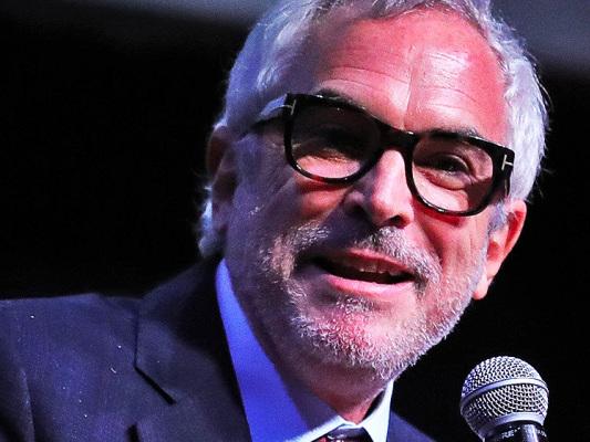 Alfonso Cuarón alla Festa di Roma 2021: viaggio nel cinema italiano