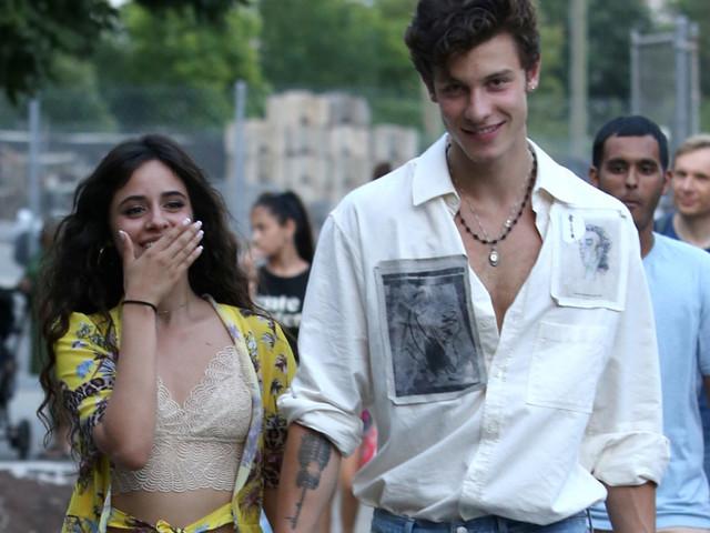 Camila Cabello e Shawn Mendes: il primo «Ti amo» social