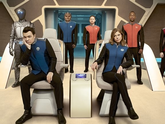 The Orville in gif