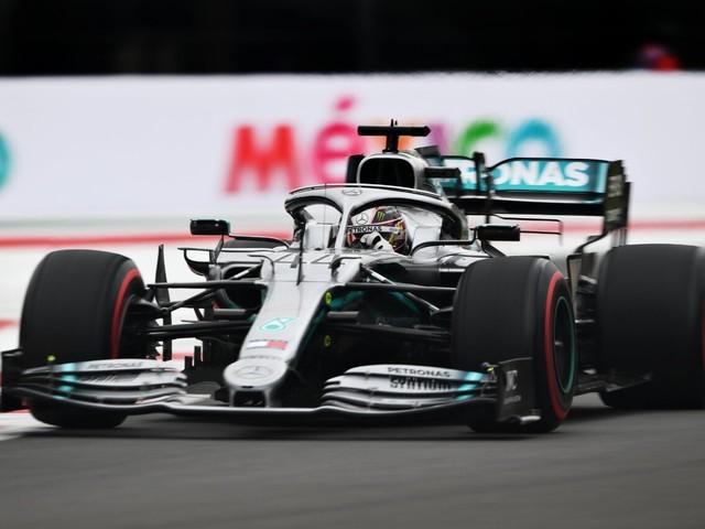 F.1, GP del Messico - Hamilton il più veloce nelle Libere 1