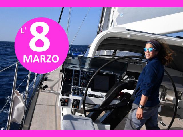 """Stella Bianchini, una vita in mare: attraverso gli oceani da """"capitano"""" degli yacht di lusso"""