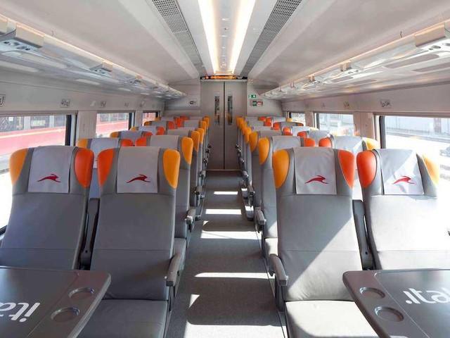 Italo Più: come funziona il programma per viaggiare gratis in treno