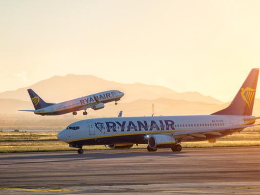Ryanair: quanto si paga il bagaglio a mano?