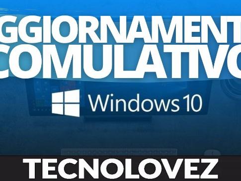 Windows 10 KB5004296 - Terzo Aggiornamento Comulativo Luglio 2021