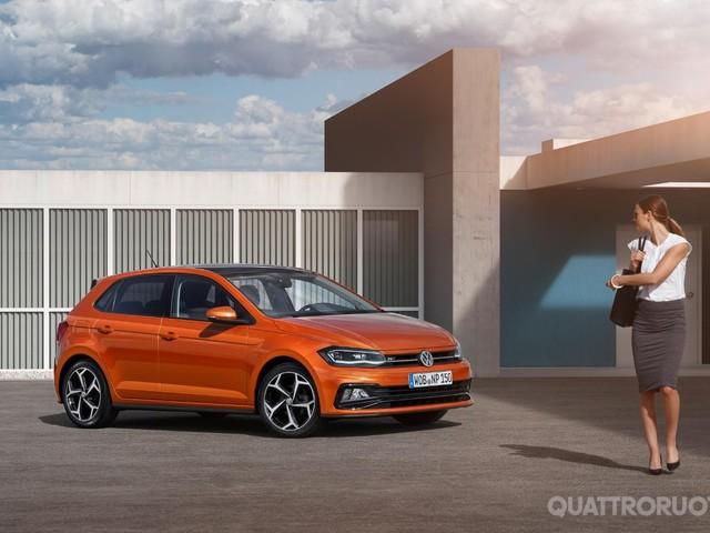 Nuova Volkswagen Polo - Evoluzione di stile, rivoluzione tecnica
