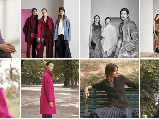 La collezione Autunno Inverno 2019/2020 di Fabiana Filippi