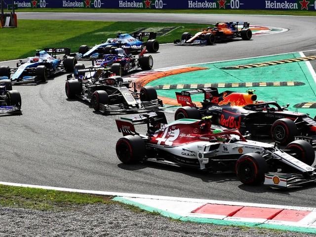 Formula 1 - Verso Monza, il Tempio della Velocità