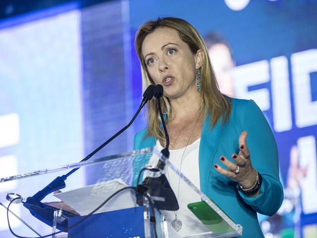"""La Meloni adesso punge Salvini """"Sul palco solo simboli leghisti"""""""