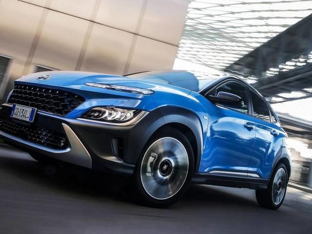 Hyundai Kona - La gamma si allarga, arriva il mild hybrid