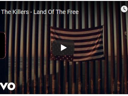 The Killers - Land of the Free: testo, traduzione e video ufficiale