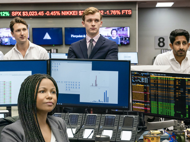 Industry: il trailer della serie HBO diretta da Lena Dunham