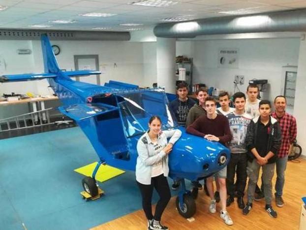 Accordo con Italfly di Trento: gli studenti del «Martini» possono diventare piloti d'aereo