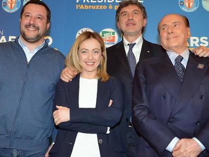 Regionali in Abruzzo, centrodestra verso una vittoria schiacciante. M5s, tracollo spaventoso